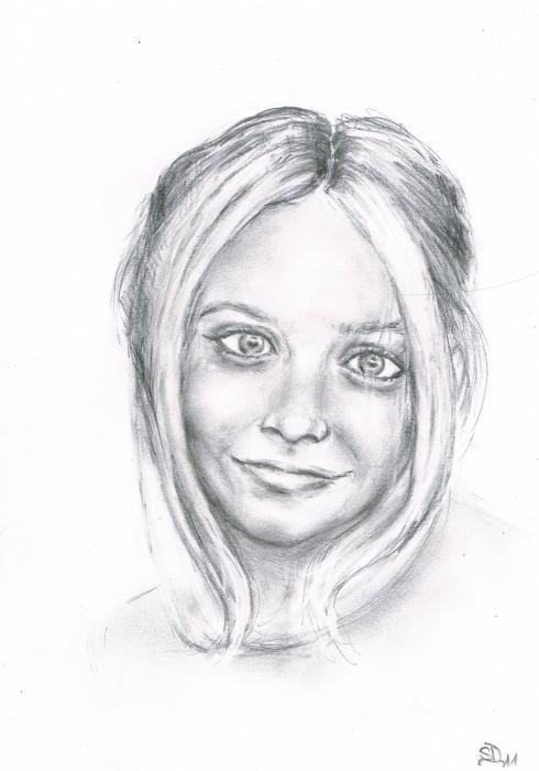 Ashley Olsen by svenni